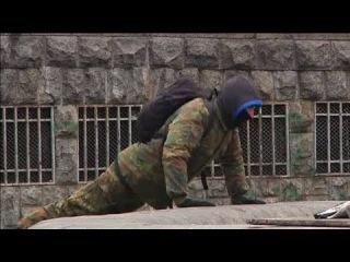 Физкульт-привет от боевых хомячков Майдана