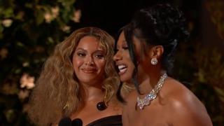Megan Thee Stallion & Beyoncé Win Best Rap Song | 2021 GRAMMY Awards Show Acceptance Speech
