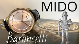 Часы MIDO Baroncelli. Швейцарская классика.
