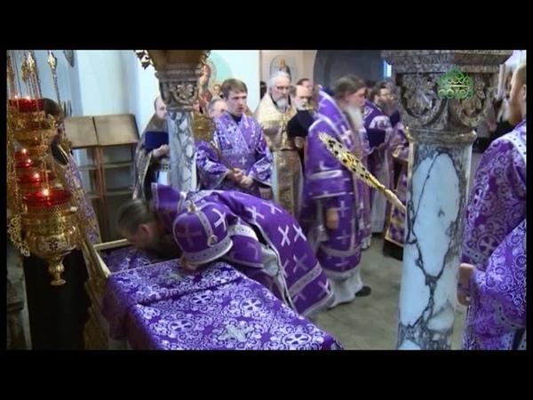 В Омской митрополии отметили день священномученика Сильвестра архиепископа Омского и Собор святых земли Омской