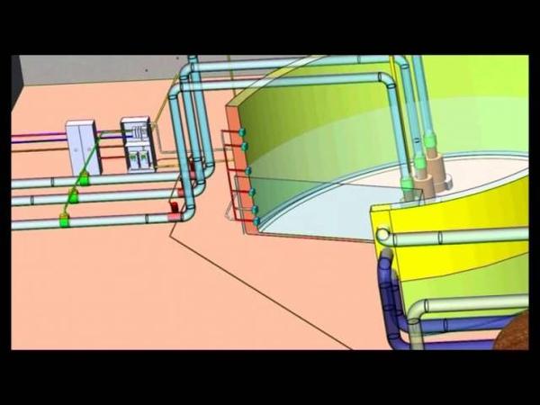 Автоматизация процесса вакуумирования стали