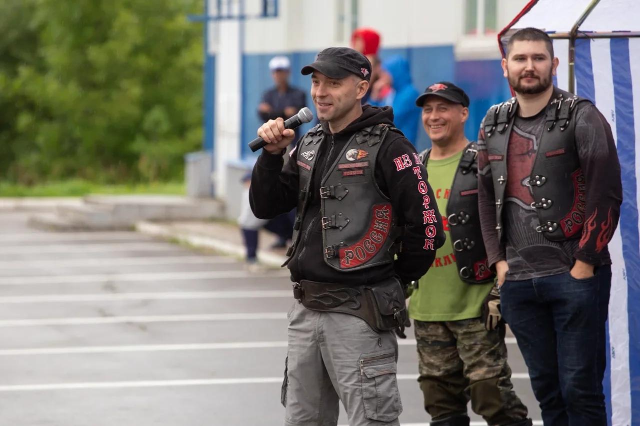 Крутой вираж: Первый этап по мотоджимхане прошел в Тверской области