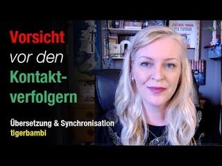 Amazing Polly - deutsch - Vorsicht vor Kontaktverfolgern
