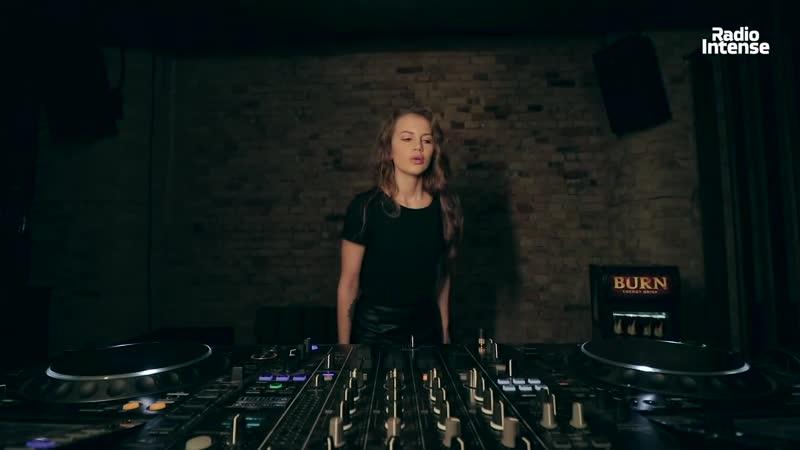 Xenia Live @ Radio Intense Kyiv 28 12 2019 Techno Mix