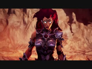 Darksiders 3 furys apocalypse countdown to launch trailer