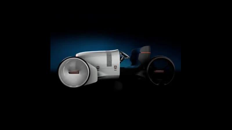 Наследие и будущее марки соединились в автомобиле Vision Mercedes Simplex 2019