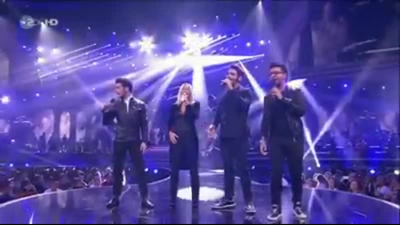 Il Volo feat Helene Fischer Grande Amore 2015
