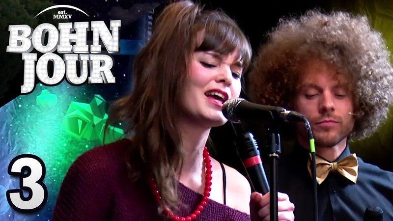 3 3 80er Singstar mit Lisa Papillon Rising LIVE Bohn Jour 12 10 2016