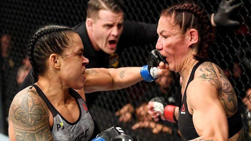 UFC 250 Free Fight Amanda Nunes vs Cris Cyborg Full fight