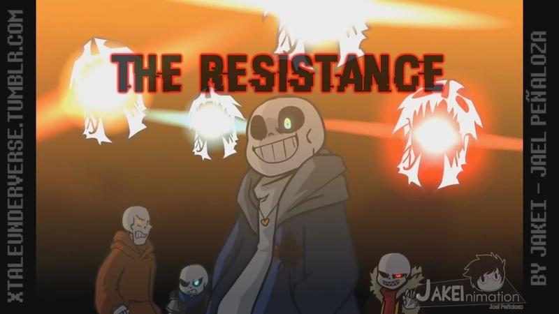 Underverse AMV The Resistance