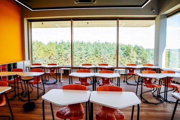 Новый учебный корпус Wunderpark International School в Московской области