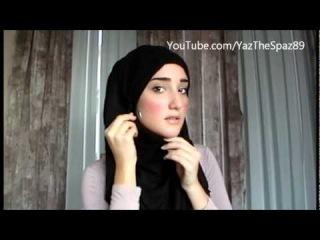 Hijab Tutorial #22 (Two different Rabia Z Hijab Looks!)