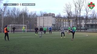 H+H - Joker United - 0:3