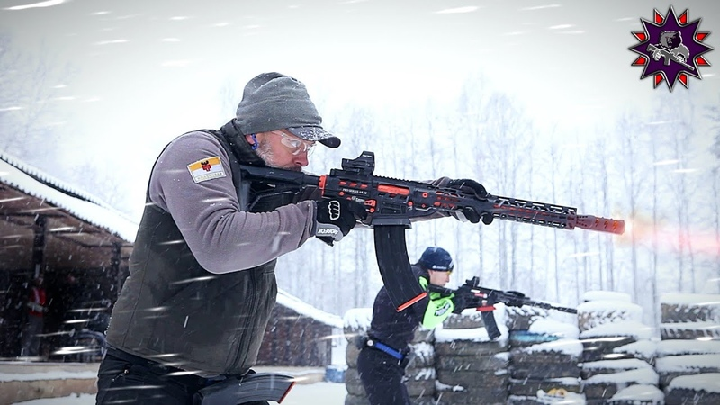 TIGRIS Прототип ружья с хорошим потенциалом