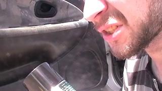 Как это сделать Чистка салона авто своими руками