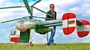 STUNNING HUGE RC KAMOV KA 26 COAXIAL SCALE MODEL ELECTRIC RUSSIAN TRANSPORT HELICOPTER FLIGHT DEMO