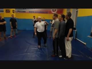 17 об ударе в тренируемой связке