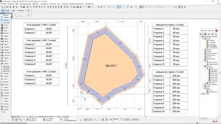 ArchiCAD library.  СИП  панель  Листовой материал с выводом чертежей в каталог