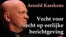 37 Arnold Karskens tegen de NOS Cultuur onder Vuur Congres 2019 YouTube