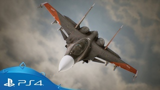Ace Combat 7: Skies Unknown | Target Locked Trailer | PS4