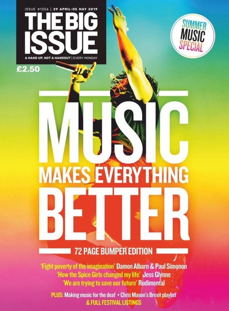 2019-04-29 The Big Issue