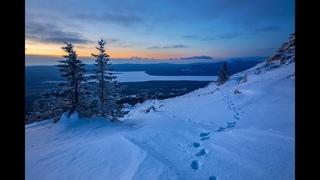 Национальный парк Зюраткуль, Ледяной фонтан, дом Лося
