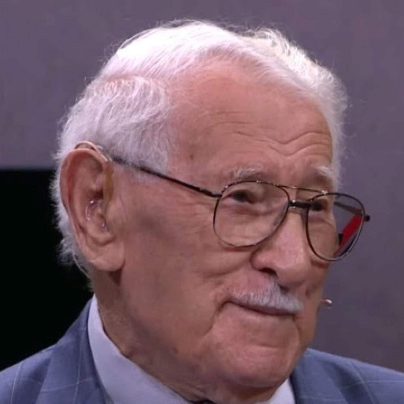 99-летний выживший после Холокоста делится своей историей (Эдди Джекью)
