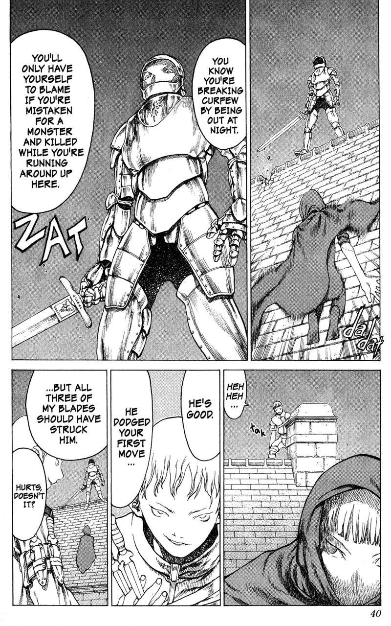 Claymore, Chapter 5, image #39