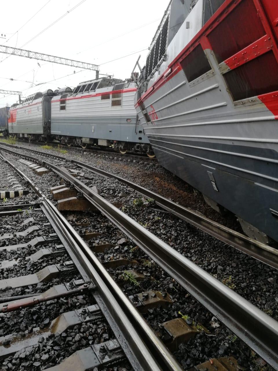 авария на ржд в санкт - петербурге подробнее