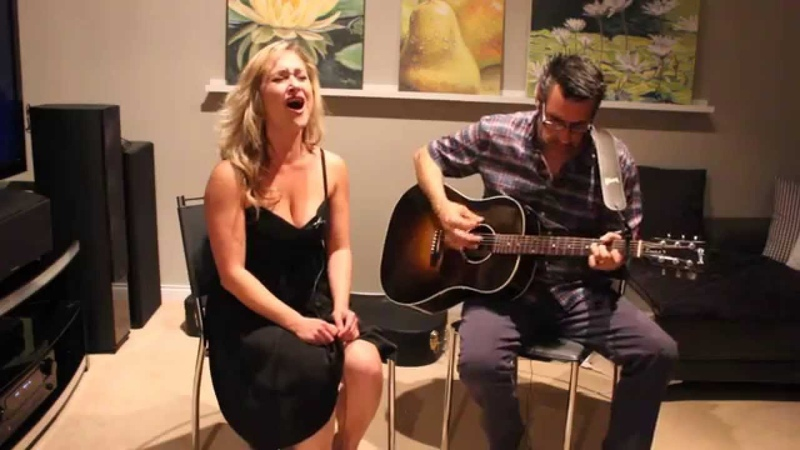 ALONE by Heart - Cover by Tiffany Desrosiers