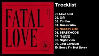 [Full Album] MONSTA X(몬스타엑스) - Fatal Love