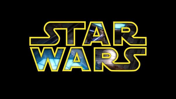star wars logo - HD1600×900