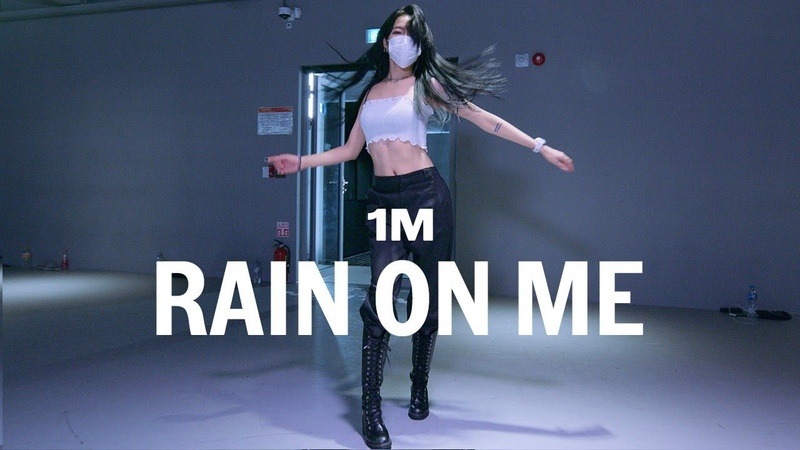 Lady Gaga Ariana Grande Rain On Me Hyojin Choi Choreography