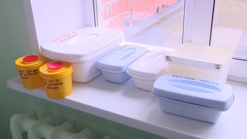 Стерильность и строгий режим госпиталь ветеранов войн готов принимать больных коронавирусом