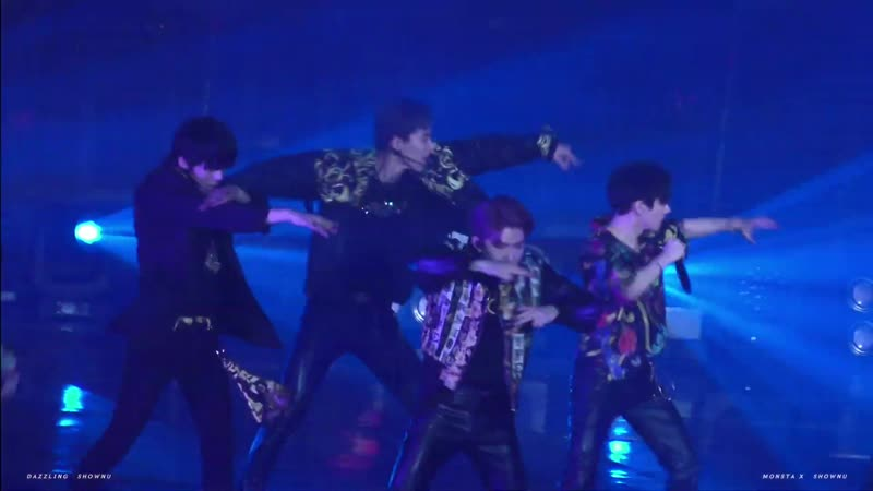 [Fancam][13.04.2019] The 3rd World Tour WE ARE HERE in Seoul - DRAMARAMA (SHOWNU focus)