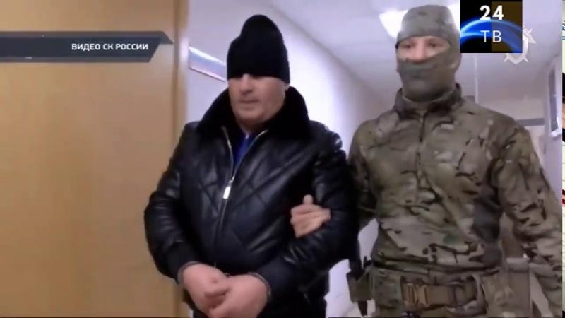 Задержаны члены ОПГ, причастной к убийству главы центра «Э» Ингушетии
