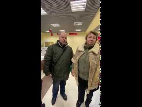 Отзыв о работе: Агент Груця Владимир и Юрист Таисия Токарева (видео отзыв №96)