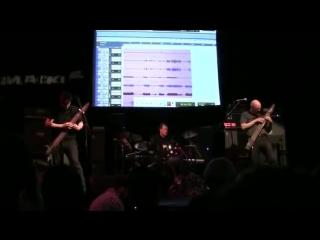 Stick Men (Tony Levin,Pat Mastelotto,Michael Bernier)-SuperCollider-NAMM 2010 Sh