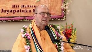 Лекция по Шримад Бхагаватам, ЕС Джаяпатака Свами Махарадж