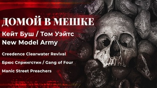 ДОМОЙ В МЕШКЕ: Kate Bush, Tom Waits, Manic Street Preachers... | PMTV Channel
