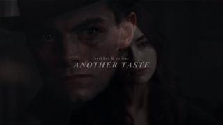 Kaz Brekker & Sofia Rollins | Another taste (AU, pt.2)
