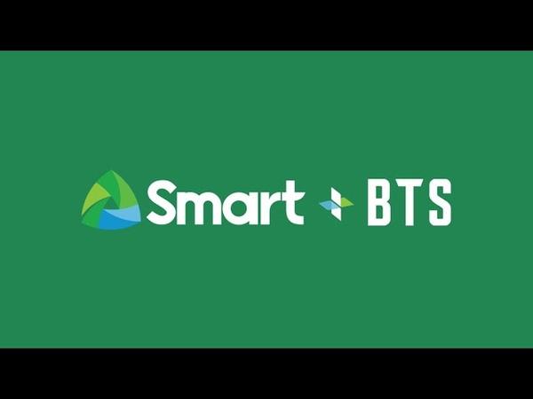 Shine through 2021 with SMART's newest ambassadors Grammy nominated BTS