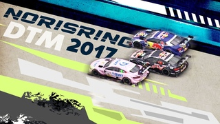We #StayHome together: DTM Norisring 2017 Race 2 (Best Races Re-Live)