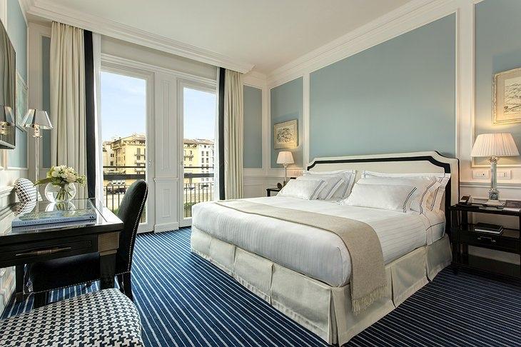 Лучшие отели мира от Soul Travel Hotel Lungarno (Италия), изображение №3