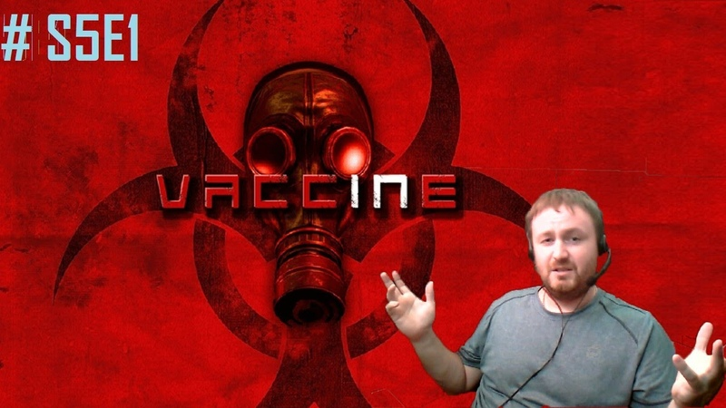 Resident Evil 1996 вернулся в игре Vaccine VPSH S5E1