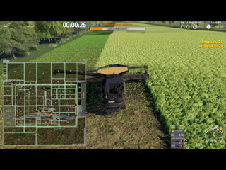 FarmSim19. Карта WildWest 16x V1.2 RUS. Бриагда 13-я ЗП. Идет набор!