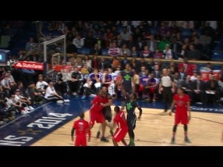 Kyrie Irving SCHOOLS Dwight Howard | February 16, 2014 | East vs West | NBA All-Star Game 2014