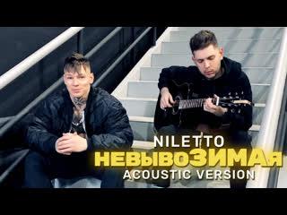 NILETTO - невывоЗИМАя акустика