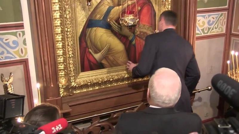 Кличко бьётся головой 4 окт 2014 Киев