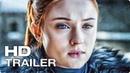 ИГРА ПРЕСТОЛОВ Сезон 8 ✩ Трейлер 1 Red-Band, 2019 HBO Series